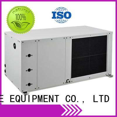 HICOOL packaged water source heat pump sale flat