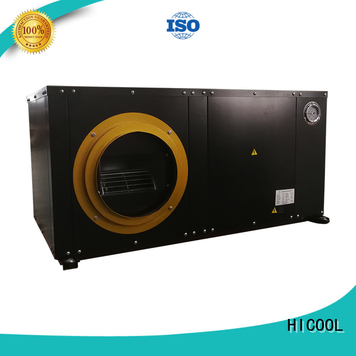 HICOOL unit Water-cooled Air Conditioner with high quality for apartments