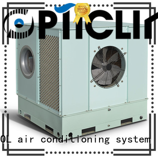 HICOOL latest indirect evaporative cooling from China for industry