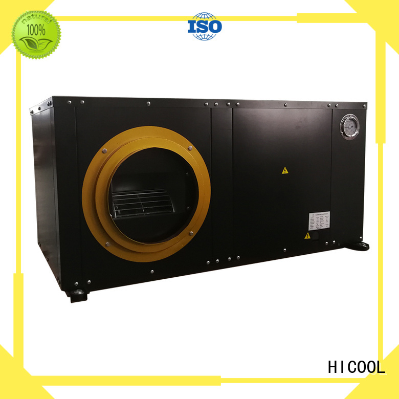 HICOOL water cooled package unit manufacturer for offices
