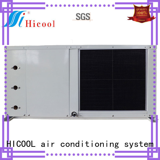 new water source heat pump from China for greenhouse