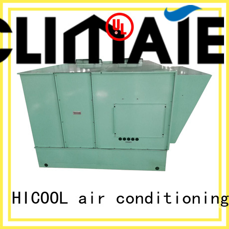 HICOOL two-stage evaporative cooling unit with high quality for urban greening industry