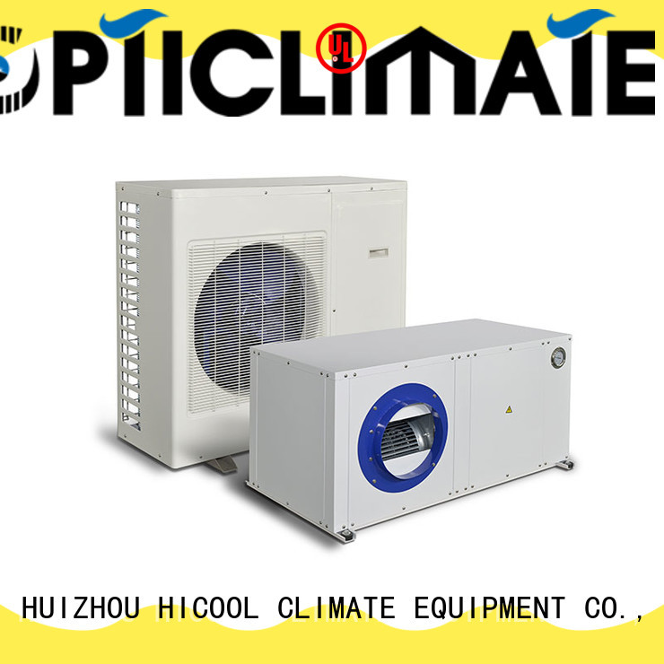 conditioner split heat pump system factory HICOOL