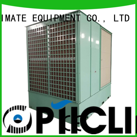 HICOOL indirect direct evaporative cooling cooler flat