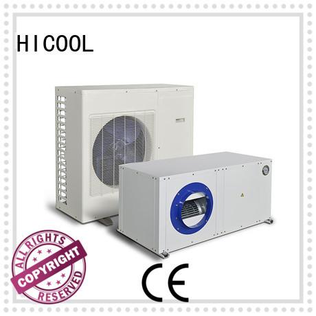 HICOOL greenhouse evaporative cooler best manufacturer for villa