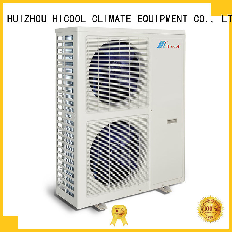 HICOOL professional split air system best supplier for achts