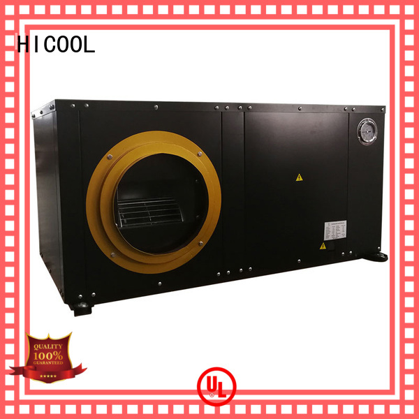 HICOOL factory price best evaporative cooling system best manufacturer for horticulture