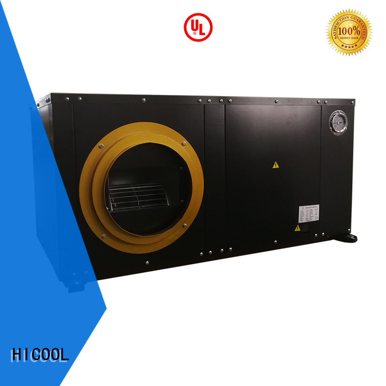 HICOOL practical water cooled air conditioning system best manufacturer for hot- dry areas