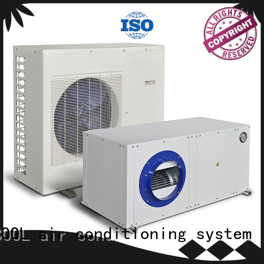 luminosity light plant horticulture split system heating and cooling HICOOL Brand