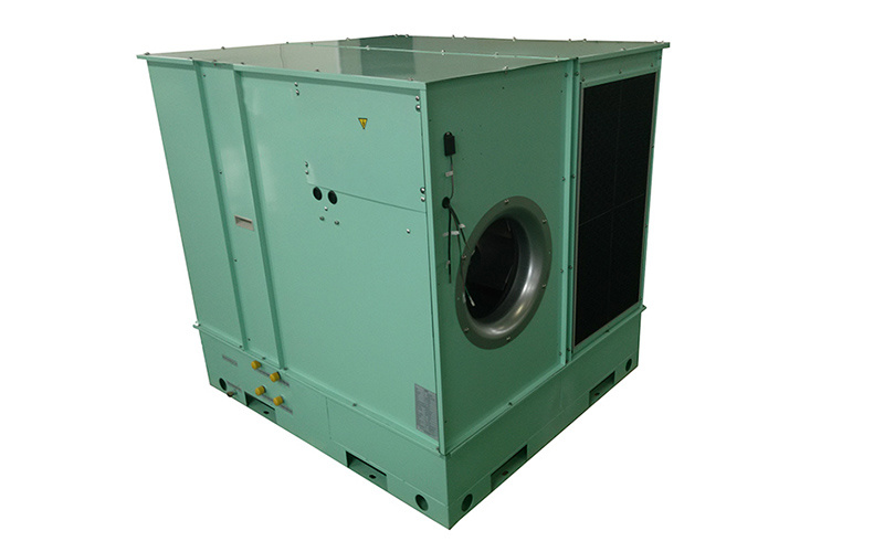 direct and indirect evaporative cooling light greenhouse evaporative cooling unit control HICOOL Brand