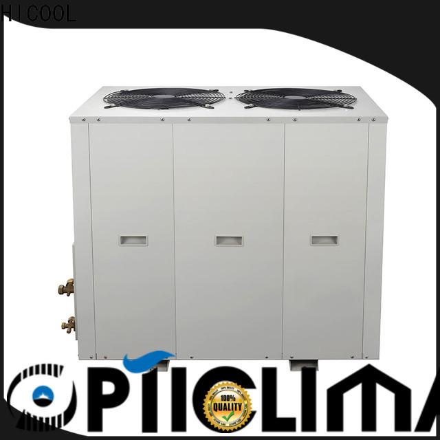 HICOOL mini split heat pump system best manufacturer for greenhouse