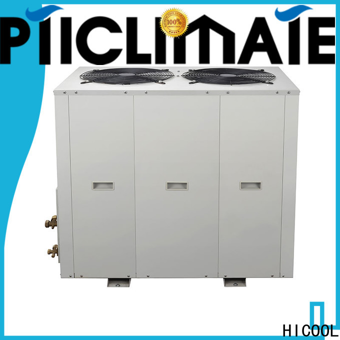 HICOOL mini split heat pump system suppliers for achts