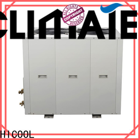 HICOOL mini split heat pump system from China for horticulture