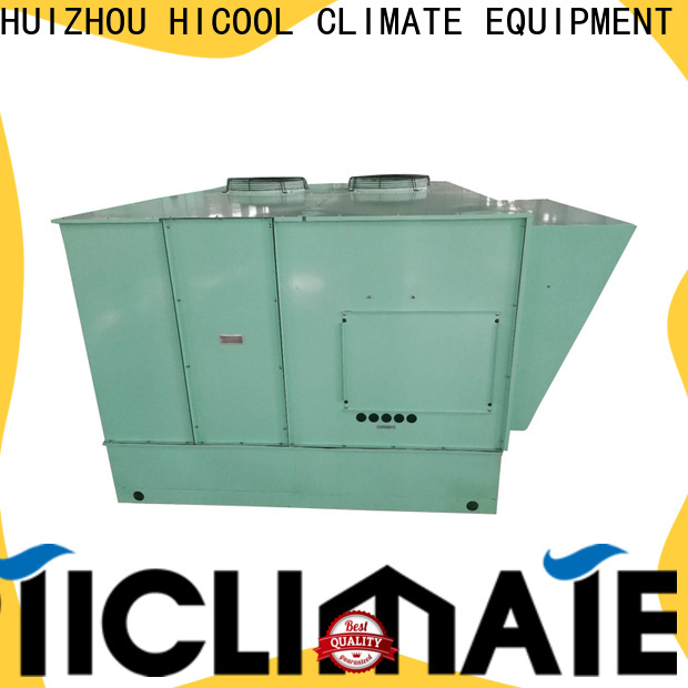 HICOOL indirect evaporative cooling inquire now for desert areas