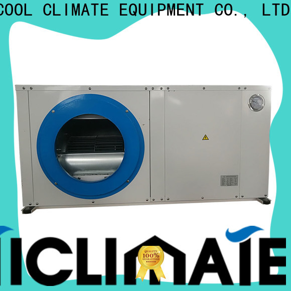 hot selling water cooled air conditioning suppliers for horticulture