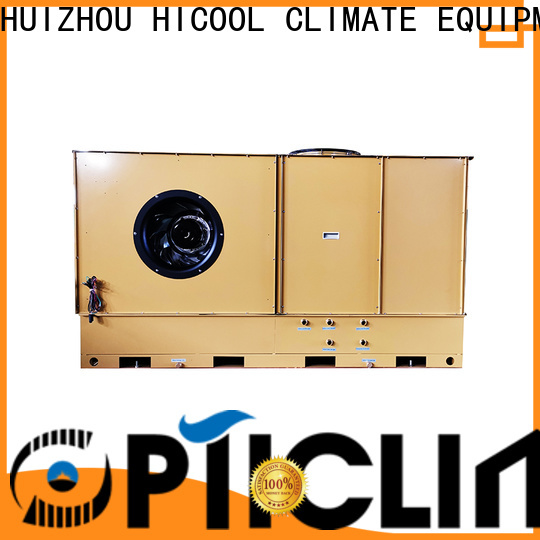 HICOOL practical best brand evaporative cooling system with good price for apartments
