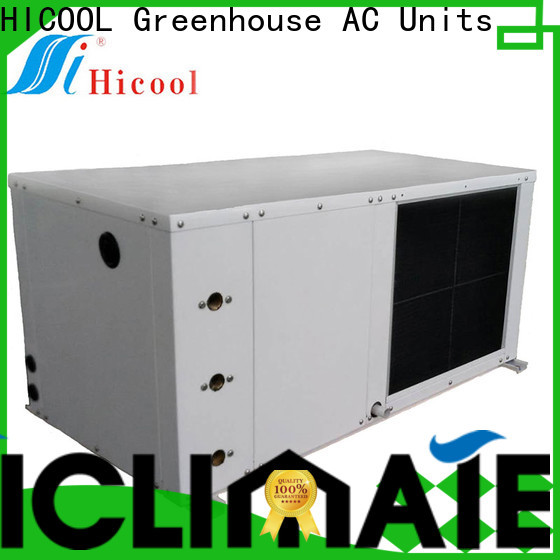 HICOOL low-cost central air conditioners wholesale factory for horticulture