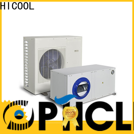 eco-friendly commercial split system hvac suppliers for urban greening industry
