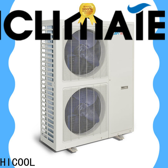 HICOOL best split level air conditioning systems best supplier for achts
