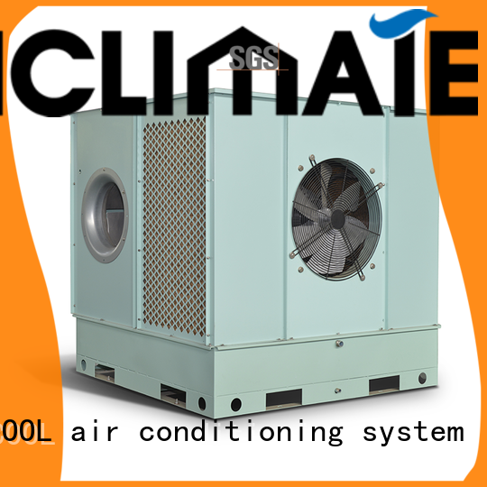 cooling evaporative cooling unit greenhouse HICOOL company