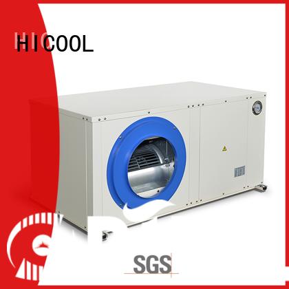Wholesale filtering water source heat pump cost HICOOL Brand