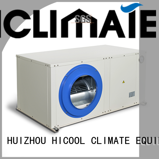 water source heat pump cost filtering Humidity HICOOL Brand company