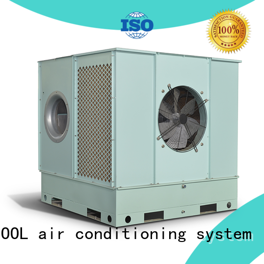 HICOOL two-stage indirect direct evaporative cooling cooler official