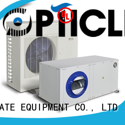 HICOOL top selling split unit supplier for water shortage areas