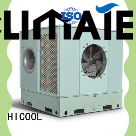 HICOOL customized evaporative air conditioner company for villa