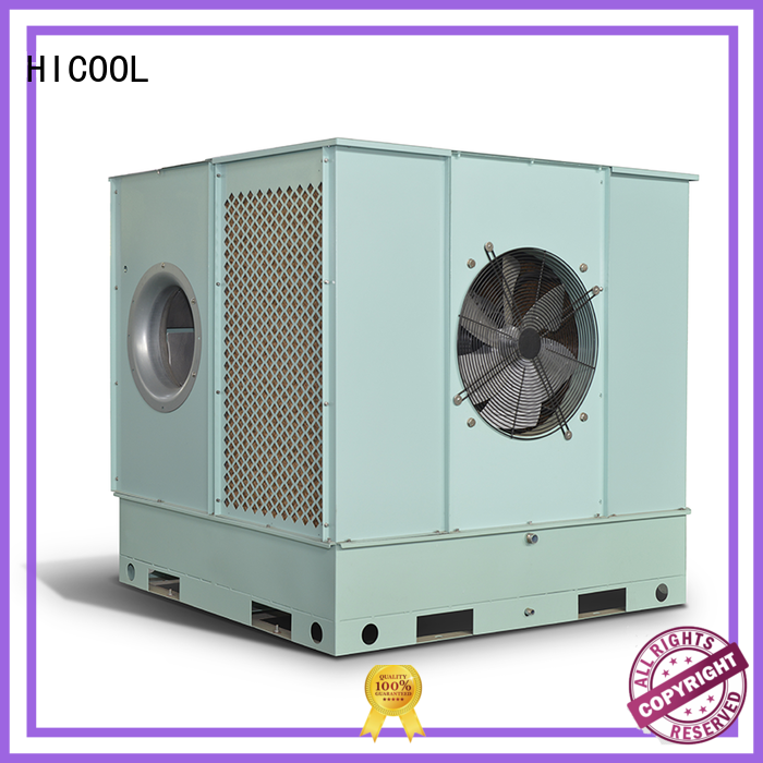 direct and indirect evaporative cooling humidity offices HICOOL Brand evaporative cooling unit