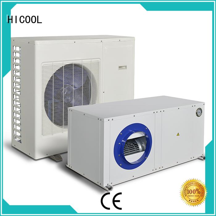 split system heating and cooling luminosity light split heat pump HICOOL Brand