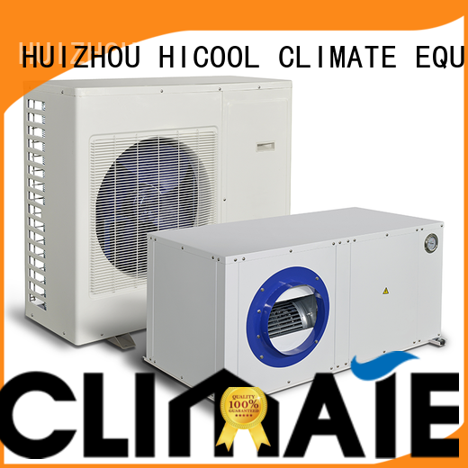 unit Opticlimate Split with high quality for urban greening industry HICOOL