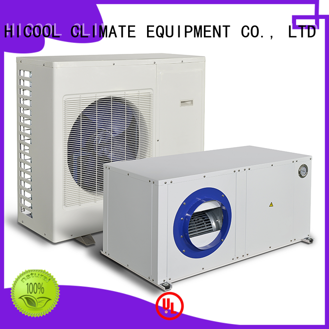 conditioner split system heating and cooling unit place HICOOL