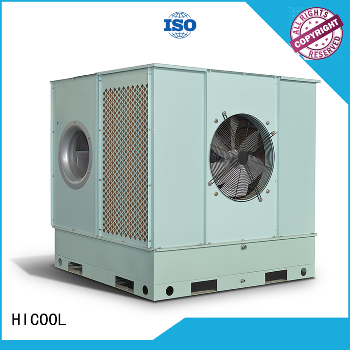 HICOOL indirect evaporative cooling supplier for industry