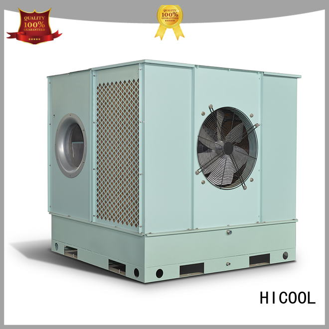 horticulture water direct and indirect evaporative cooling offices HICOOL company