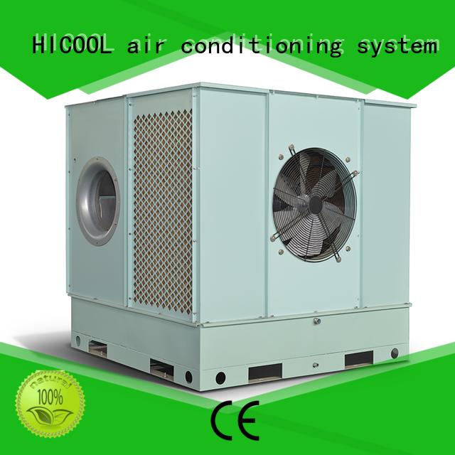 Custom cooling evaporative cooling unit humidity HICOOL