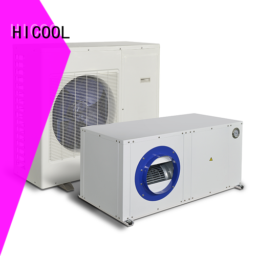 HICOOL split system ac and heat inquire now for apartments