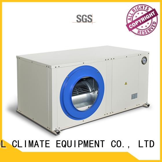 HICOOL heat OptiClimate unit flat