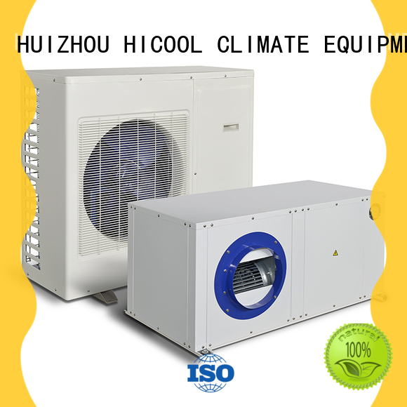 HICOOL top selling mini split heat pump system wholesale for greenhouse