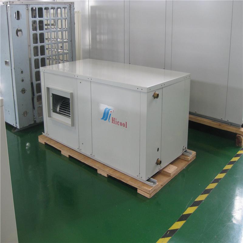 Water source heat pump 36 kW